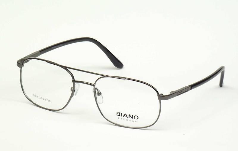 Oprawa okularowa BN1003 C01 Biano - gun/czarny