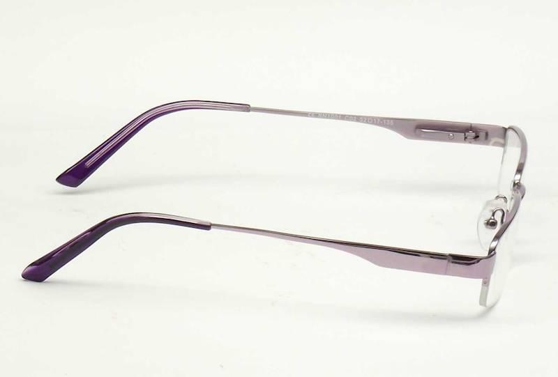 Oprawa okularowa BN1001 C02 Biano - purpura