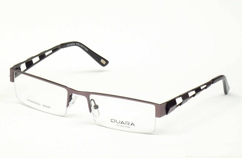 Oprawa okularowa QR1002 C03 Quara - gun/czarny
