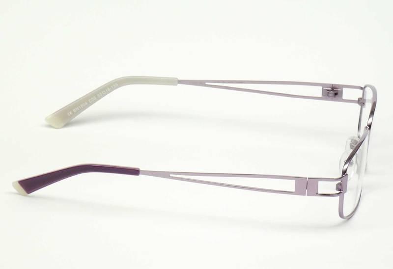 Oprawa okularowa BN1004 C02 Biano - purpura
