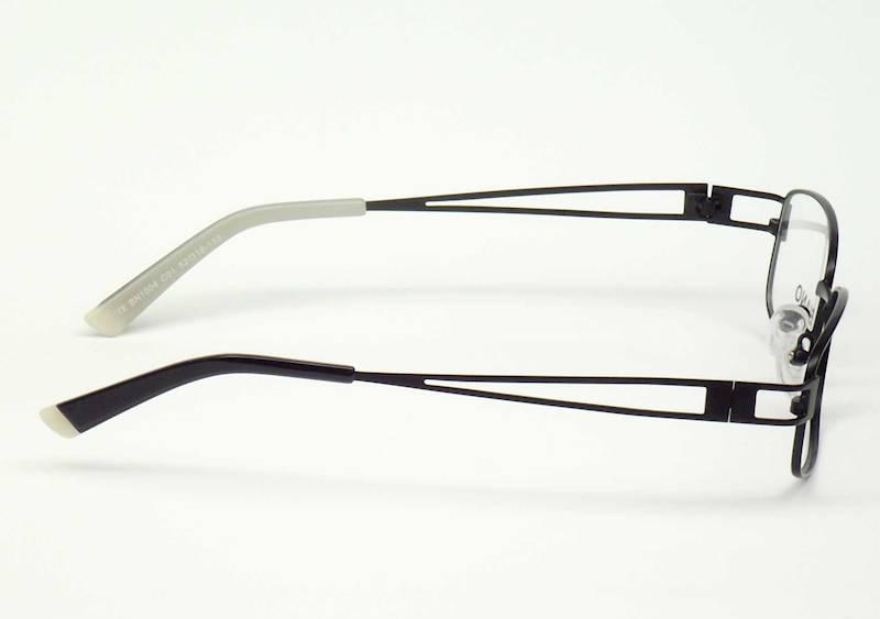 Oprawa okularowa BN1004 C01 Biano - czarny