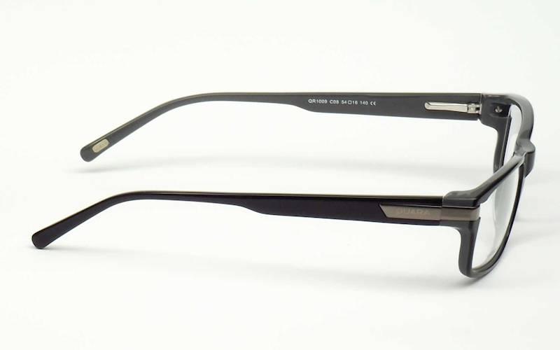 Oprawa okularowa QR1009 C03 Quara - czarny/siwy