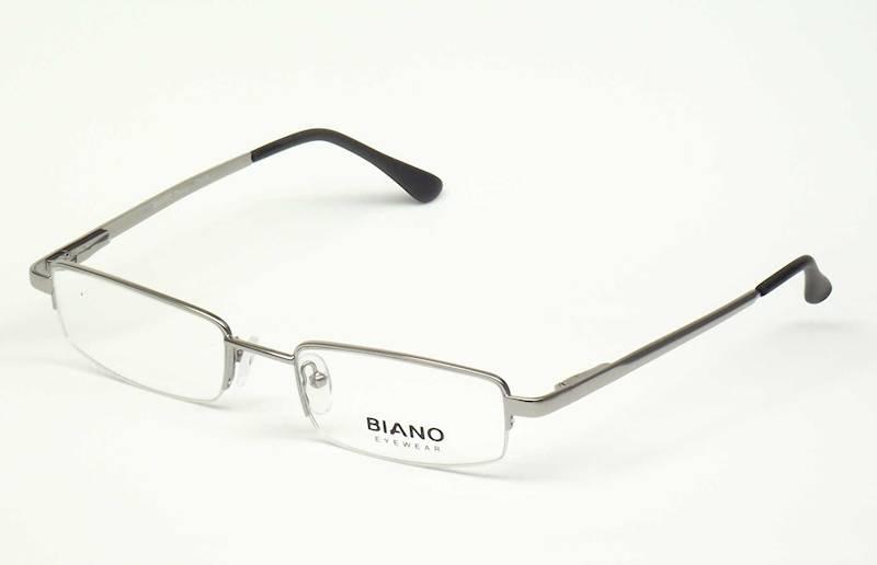 Oprawa okularowa BN1002 C01 Biano - srebro