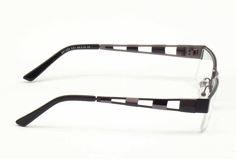 Oprawa okularowa QR1002 C01 Quara - czarny/gun