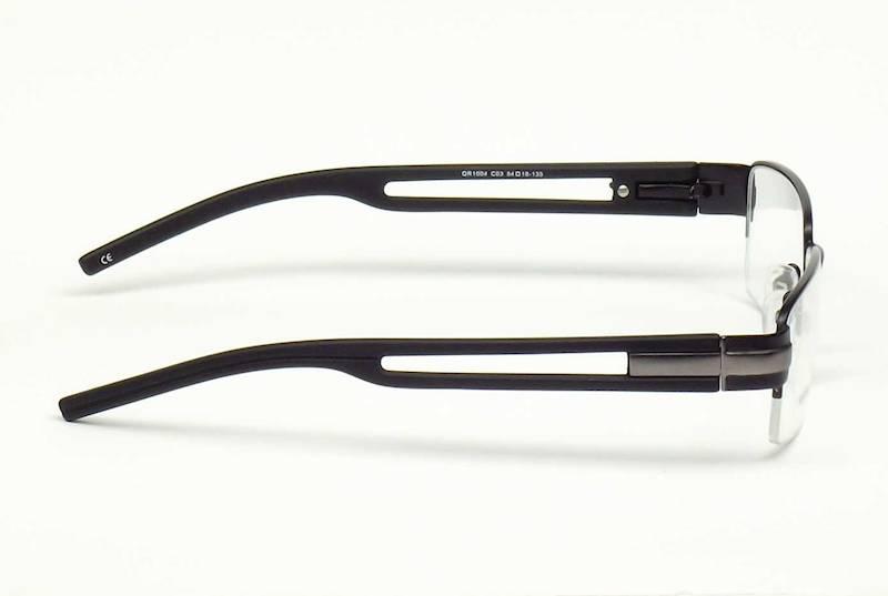 Oprawa okularowa QR1004 C03 Quara - czarny/gun