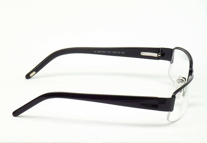 Oprawa okularowa QR1204 C01 Quara - czarny