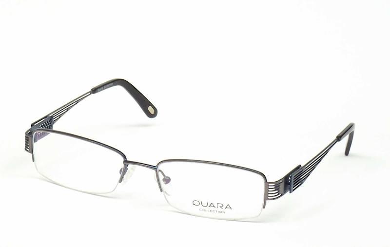 Oprawa okularowa QR1201 C30_2 Quara - czarny/fiole