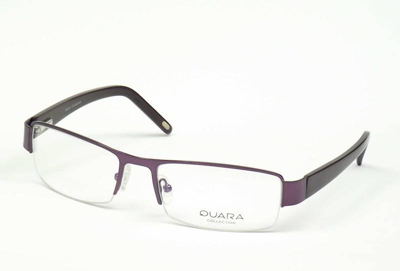Oprawa okularowa QR1204 C35 Quara - fiolet