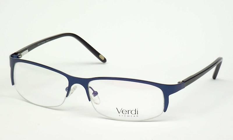 Oprawa okularowa VD1504 C09 Verdi - granat