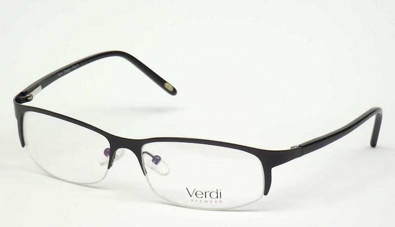 Oprawa okularowa VD1504 C01 Verdi - czarny