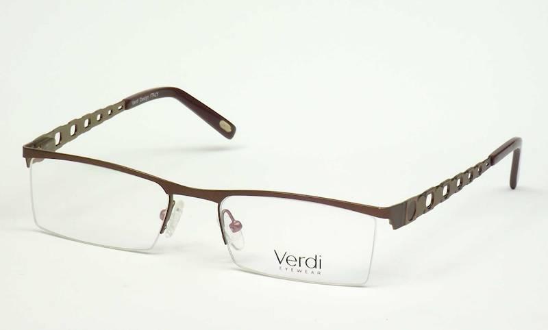 Oprawa okularowa VD1503 C37 Verdi - brąz