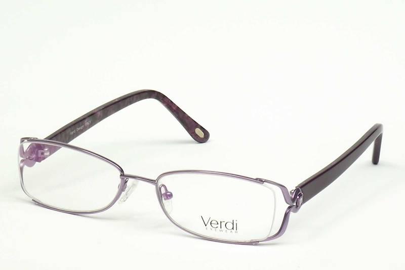 Oprawa okularowa VD1501 C06 Verdi - fiolet