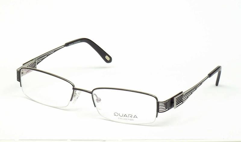 Oprawa okularowa QR1201 C30_1 Quara - czarny/gun
