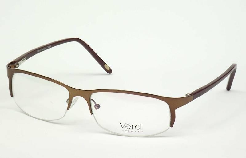 Oprawa okularowa VD1504 C37 Verdi - brąz