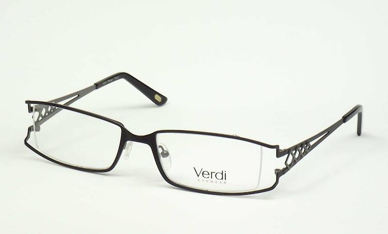 Oprawa okularowa VD1405 C02 Verdi - czarny/gun