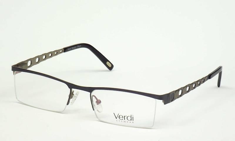 Oprawa okularowa VD1503 C30_1 Verdi - czarny/brąz