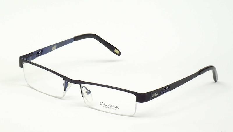 Oprawa okularowa QR1101 C02 Quara - czarny/granat