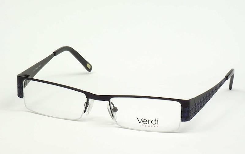 Oprawa okularowa VD1406 C03 Verdi - czarny/granat
