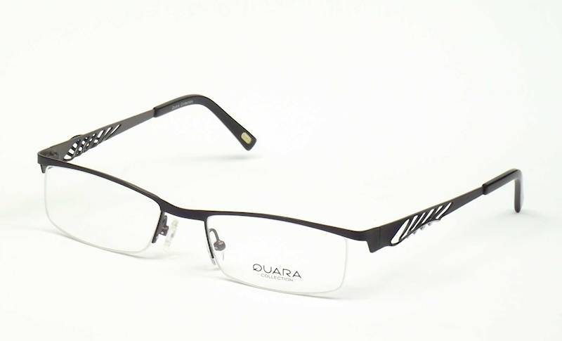 Oprawa okularowa QR1103 C01 Quara - czarny/gun