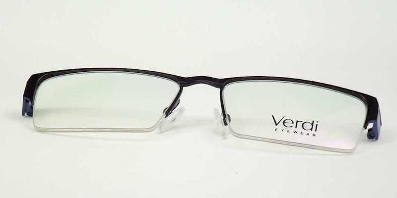 Oprawa okularowa VD1211 C02 Verdi - czarny/granat