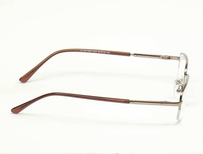 Oprawa okularowa BN1006 C03 Biano - brąz