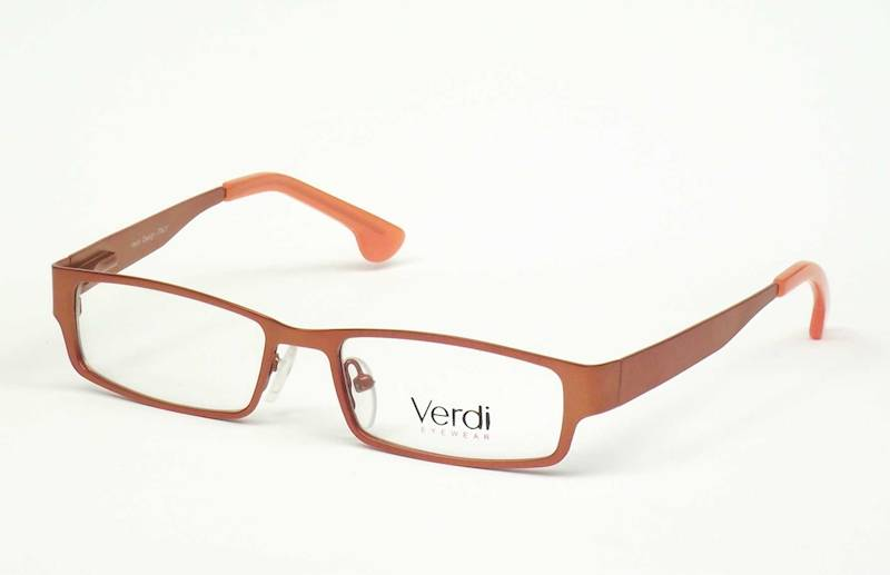 Oprawa okularowa VD1420 C01 Verdi - pomarańcz