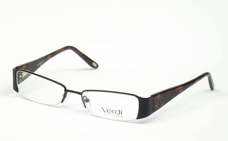 Oprawa okularowa VD1134 C01 Verdi - czarny/brąz