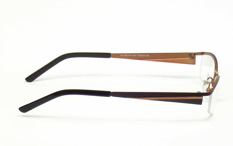 Oprawa okularowa VD1416 C01 Verdi - czarny/orange