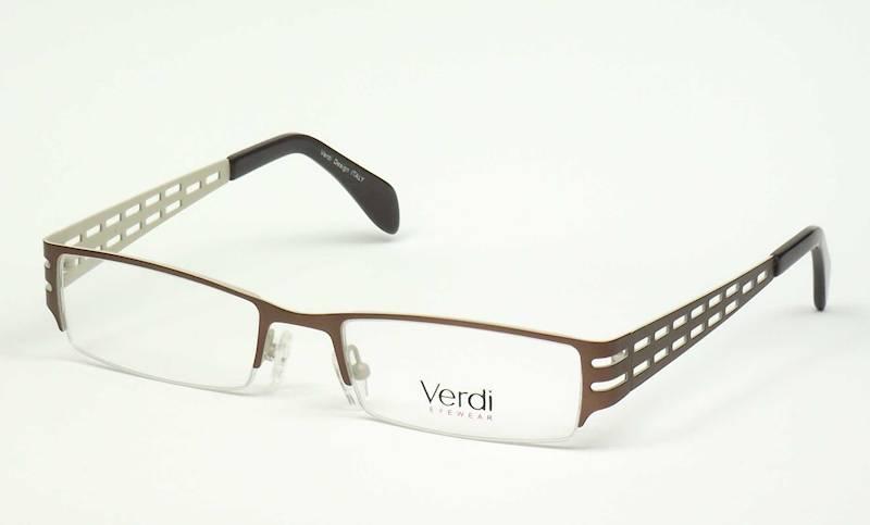 Oprawa okularowa VD1412 C01 Verdi - brąz