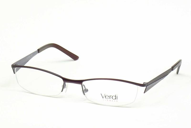 Oprawa okularowa VD1416 C03 Verdi - brąz/wrzos