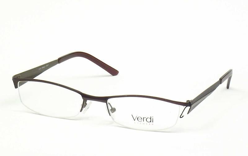 Oprawa okularowa VD1416 C02 Verdi - brąz/oliwka