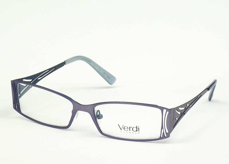 Oprawa okularowa VD1410 C02 Verdi -niebieski/turk.