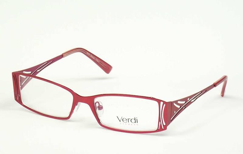 Oprawa okularowa VD1410 C01 Verdi -burgund