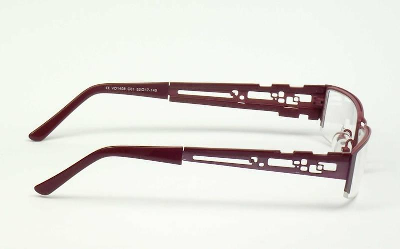 Oprawa okularowa VD1408 C01 Verdi - fiolet