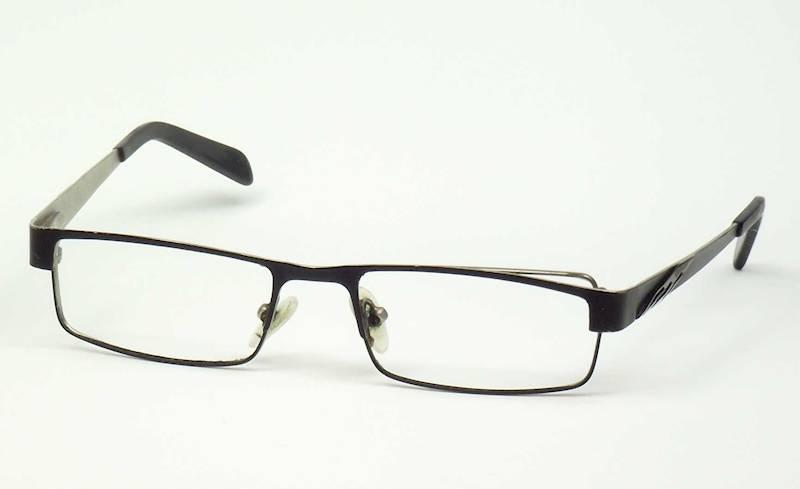 Oprawa okularowa VD1411 C03 Verdi -czarny/srebro