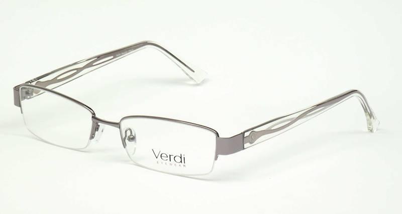 Oprawa okularowa VD1143 C03 Verdi - j.gun/biały
