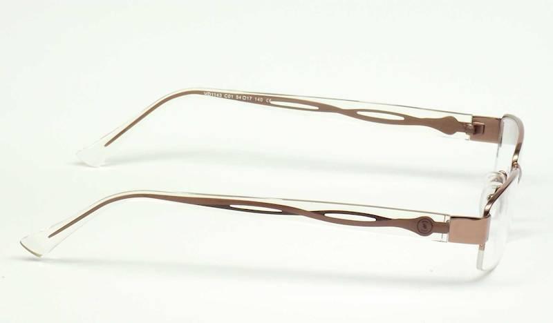 Oprawa okularowa VD1143 C01 Verdi - brąz