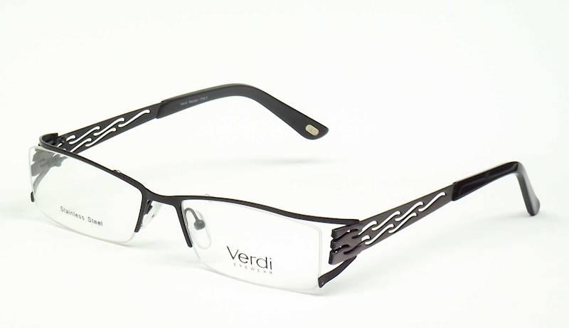 Oprawa okularowa VD1137 C02 Verdi - czarny/gun