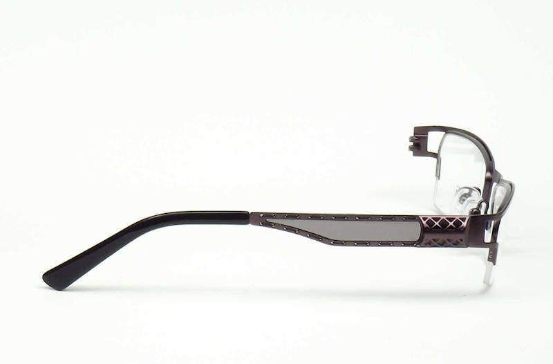 Oprawa okularowa VD1133 C02 Verdi - gun/czarny