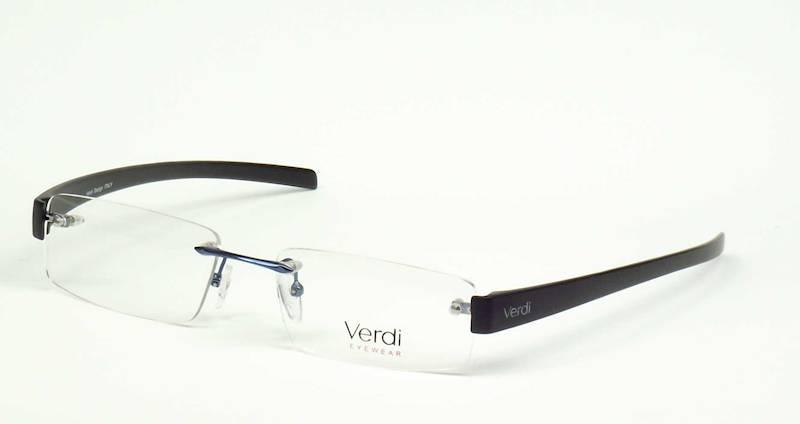 Oprawa okularowa VD1140 C02 Verdi - granat/czarny