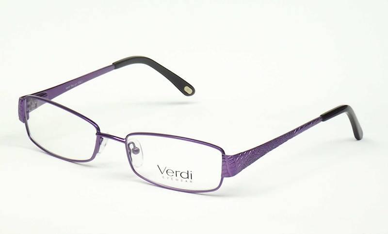 Oprawa okularowa VD1139 C02 Verdi - fiolet