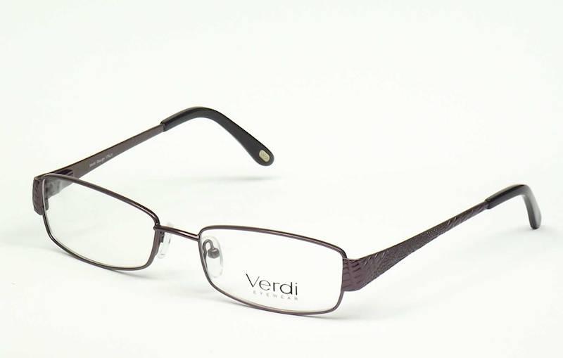 Oprawa okularowa VD1139 C01 Verdi - czarny