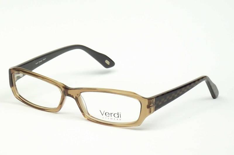 Oprawa okularowa VD1135 C03 Verdi - brąz/szach
