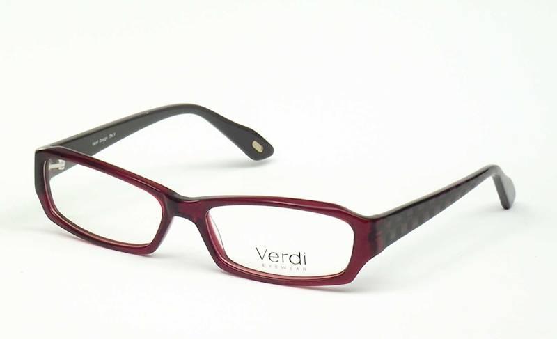 Oprawa okularowa VD1135 C02 Verdi - burg/szach fio