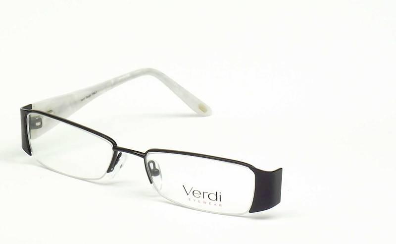 Oprawa okularowa VD1134 C03 Verdi - czarny/biały