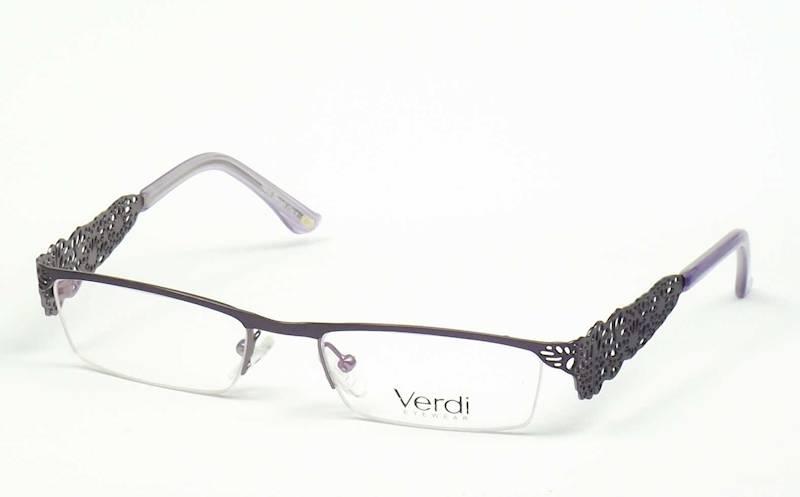 Oprawa okularowa VD1602 C02 Verdi - fiolet