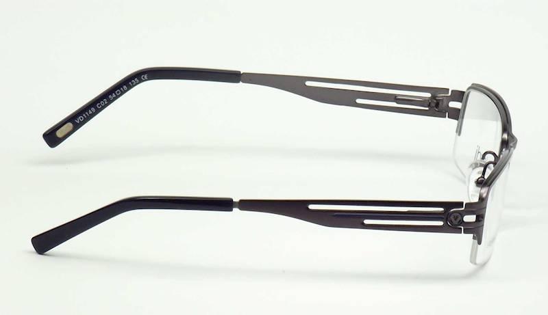 Oprawa okularowa VD1149 C02 Verdi - c.gun/granat