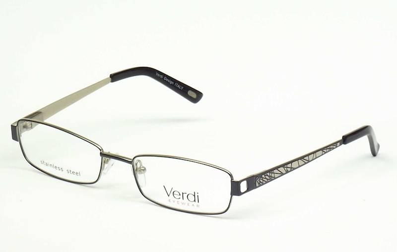 Oprawa okularowa VD1145 C03 Verdi - zielony/złoty