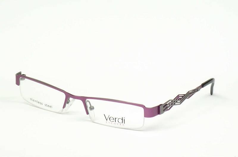 Oprawa okularowa VD1146 C03 Verdi - fiolet/gun