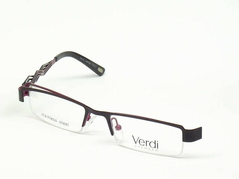 Oprawa okularowa VD1146 C02 Verdi - czarny/fiolet